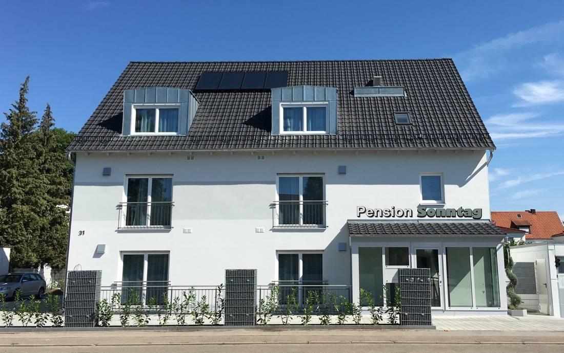 Pension Sonntag in Ingolstadt