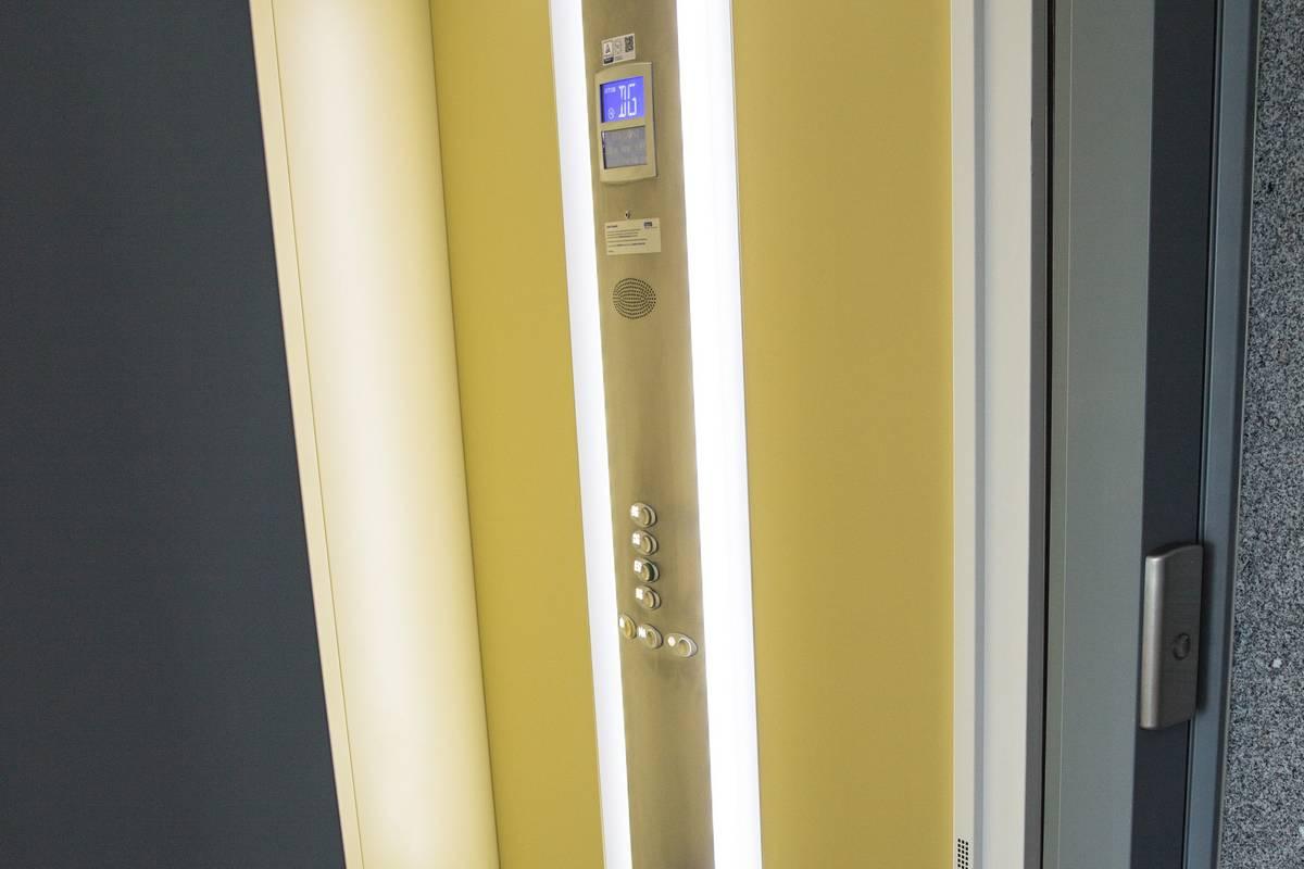 Pension Sonntag - Ausstattung mit Fahrstuhl