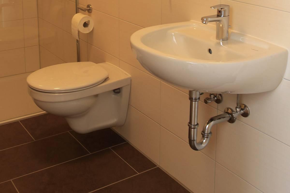 Pension Sonntag - Ausstattung mit modernem Bad