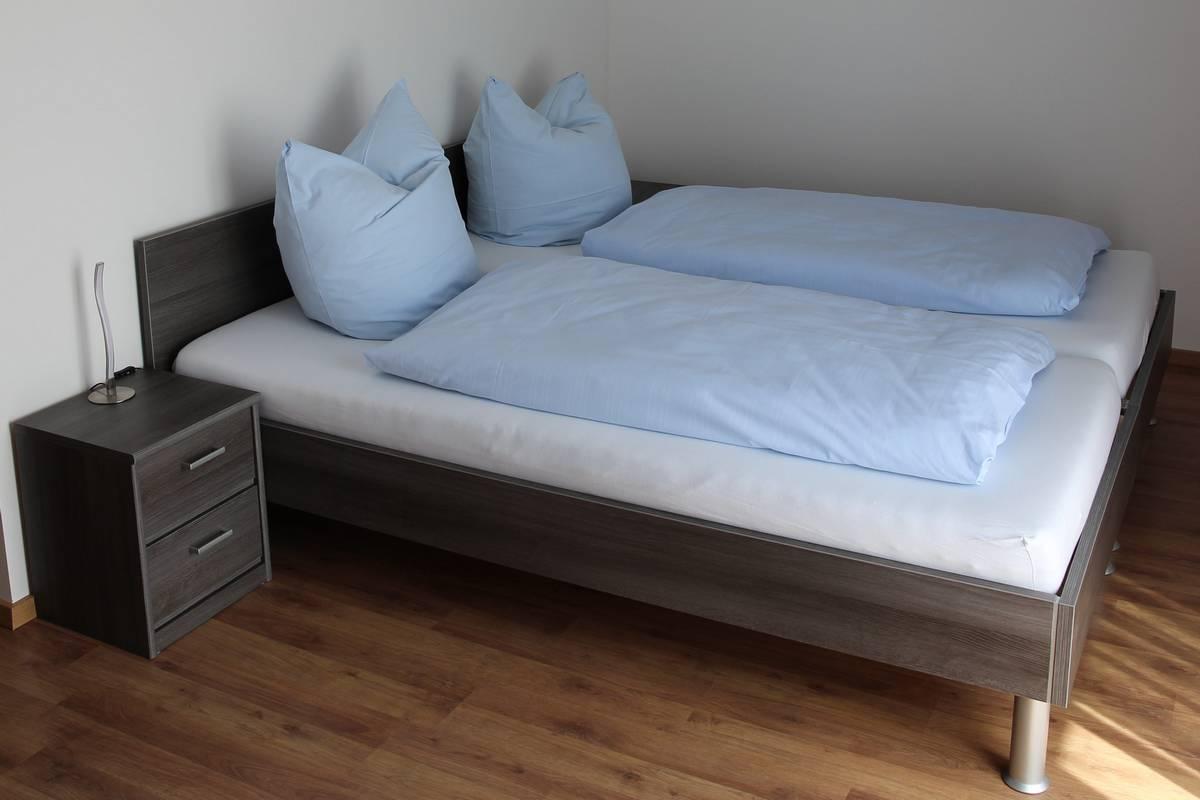 Pension Sonntag - Ausstattung mit gemütlichen Betten