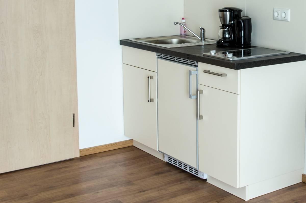 Pension Sonntag - Ausstattung mit moderner Küchenzeile