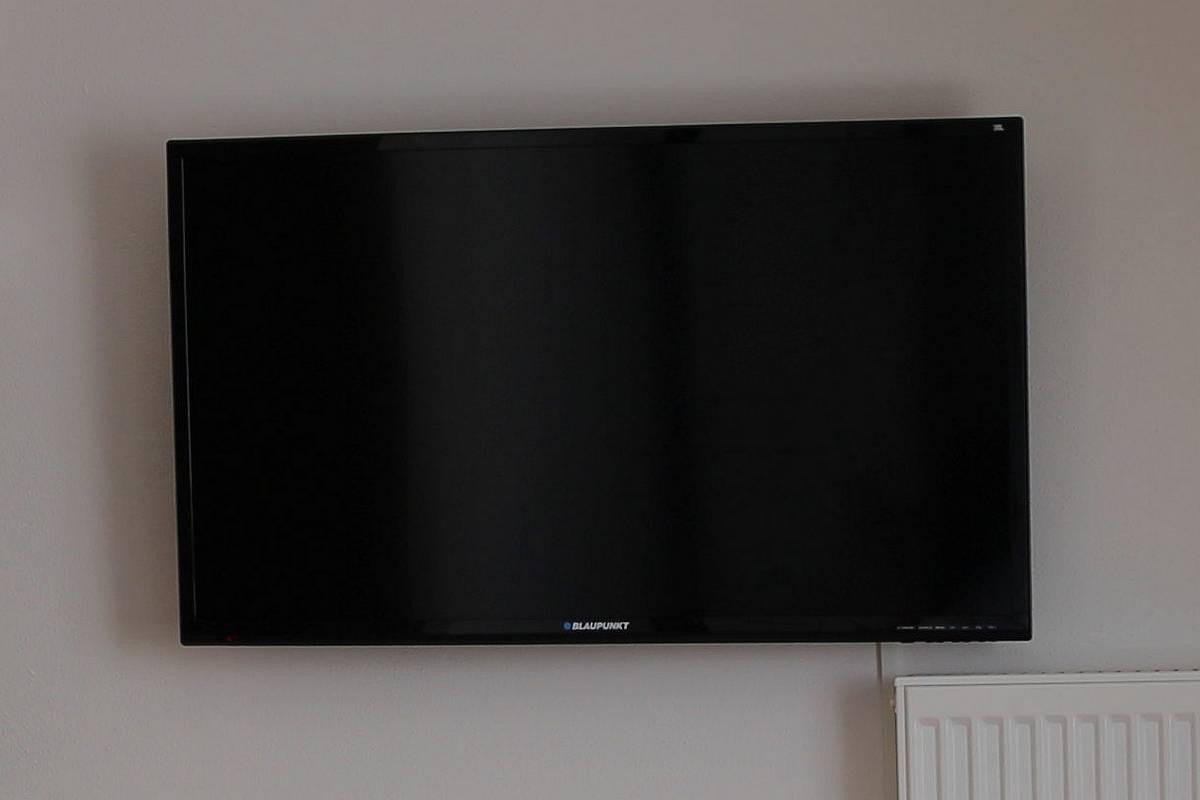 Pension Sonntag - Ausstattung mit modernem TV